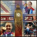 great britain females in  2012