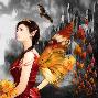 Oriental fairy