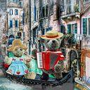 Bertie in Venice