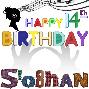 Siobhan's 14th