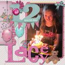 Lacey 12th Birthday