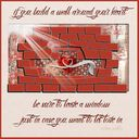 A Wall Around My Heart