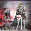 St Georges Day 2014