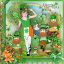 Land of St. Patrick's Day