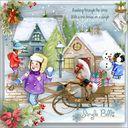 Jingle Bells, Becky Style