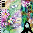 art journal 23 challenge