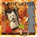 RUSTIC WESTIE