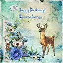 Happy Birthday Nannyanne..