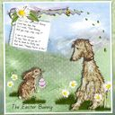 The Easter Bunny...