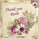 Rosie Thank You