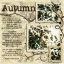 Autumn (Focus on treshold)