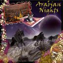 Friday Fantasy Arabian Nights