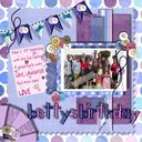 Bettys Birthday