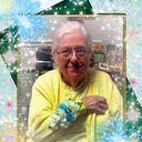 MOMS 90TH BLUE
