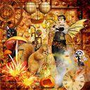 Autumn steampunk