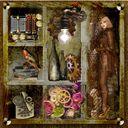 Steampunk Shadowbox